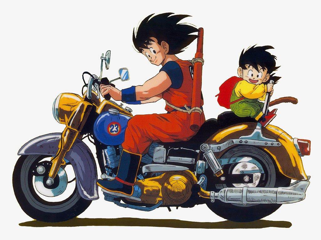 Animasi Lucu Naik Motor Medsos Kini