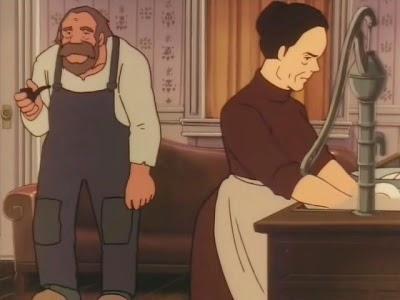 Phim Akage no Anne -Cô bé Tóc Đỏ