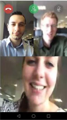 Cara Video Call Beberapa Orang Sekaligus  Cara Video Call Beberapa Orang Sekaligus (Grup) di WhatsApp Mudah