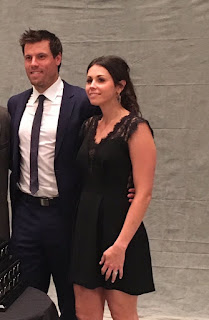 Shea Weber's wife Bailey