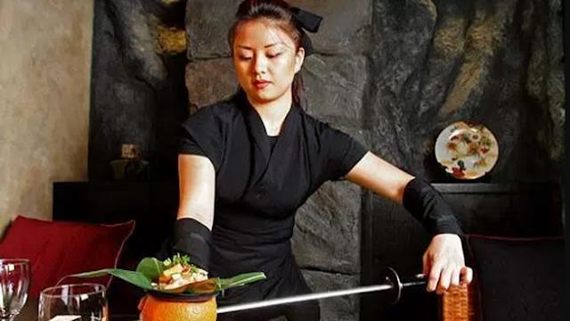 8. Restaurant Ninja