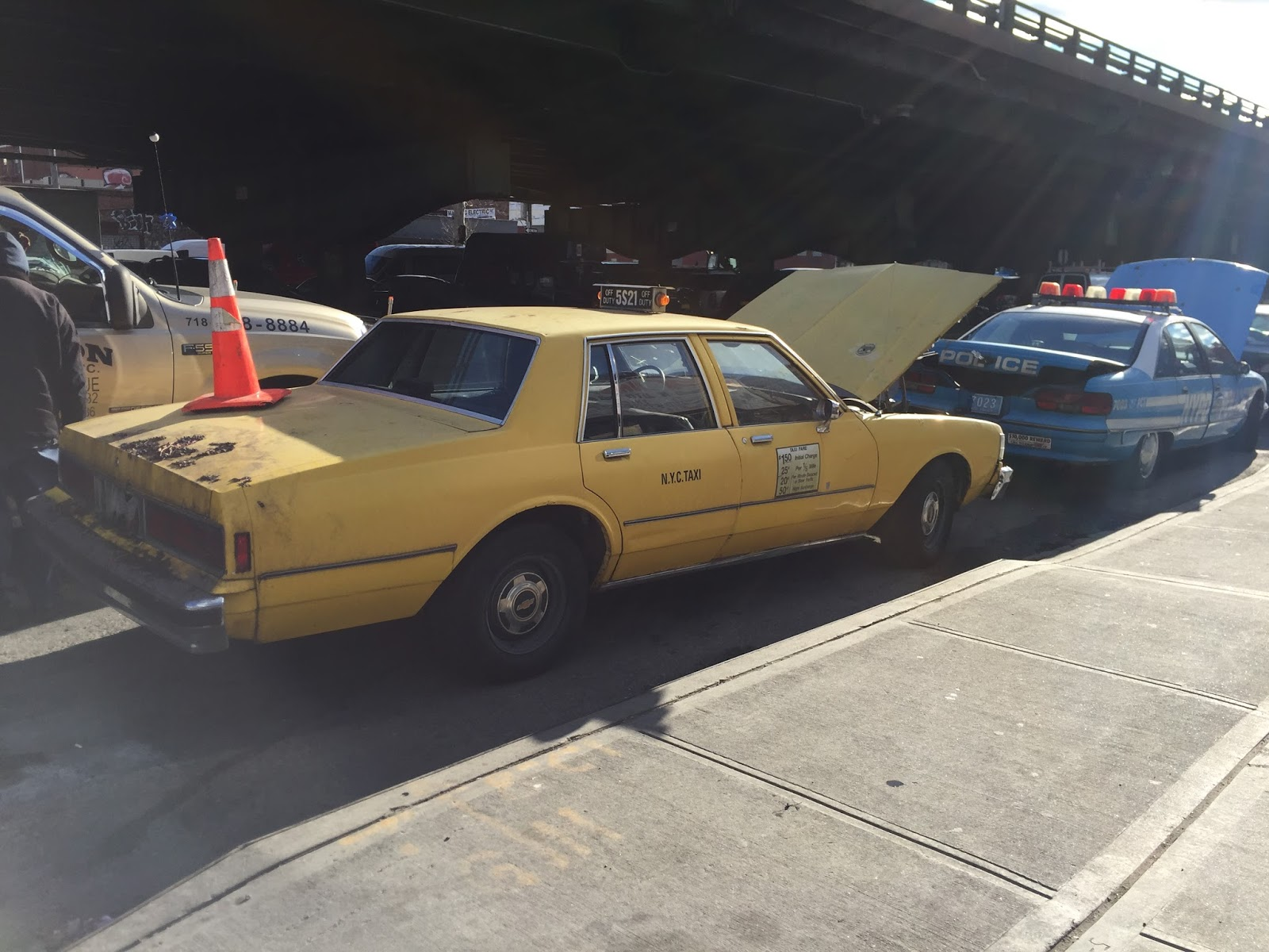 Nyc Hoopties Whips Rides Buckets Junkers And Clunkers Nyc