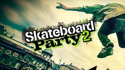 SKATEBOARD PARTY 2 MOD (UNLIMITED EXP/UNLOCKED) APK + OBB FOR ANDROID