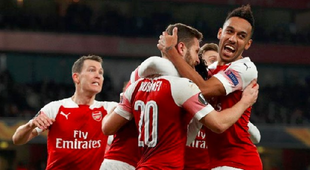 Arsenal Bungkam Manchester United dengan Skor 2-0