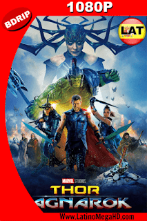 Thor: Ragnarok (2017) Latino HD BDRIP 1080P - 2017