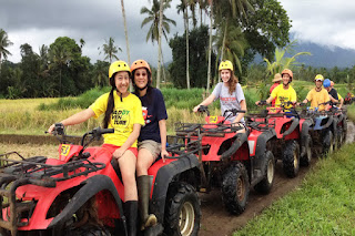 Bali Single ATV Ride Tour | Tours Riding an Single ATV Bike | Sunia Bali Tour