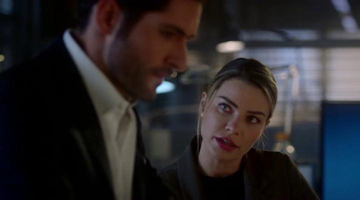 Znalezione obrazy dla zapytania lucifer season 3 screenshot