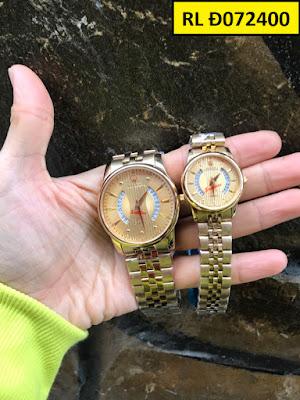 Đồng hồ cặp đôi Rolex Đ072400