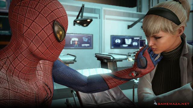 The Amazing Spiderman Gameplay Screenshot 1