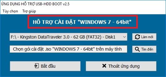 Create wim files v1.6 - ứng dụng hỗ trợ usb-hdd boot - usbhddboot.xyz