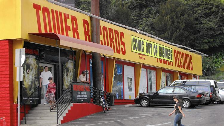 bobby rivers tv colin hanks goes to tower records. Black Bedroom Furniture Sets. Home Design Ideas