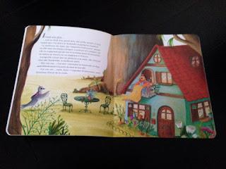 La petite poule rousse - Minicontes classiques - Editions LITO