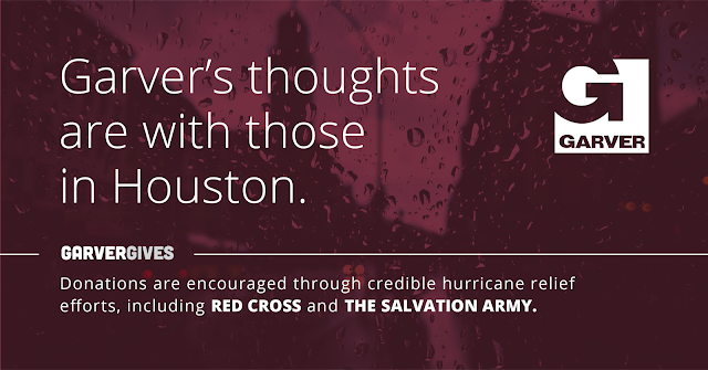 Garver encourages donations to help with Hurricane Harvey relief efforts