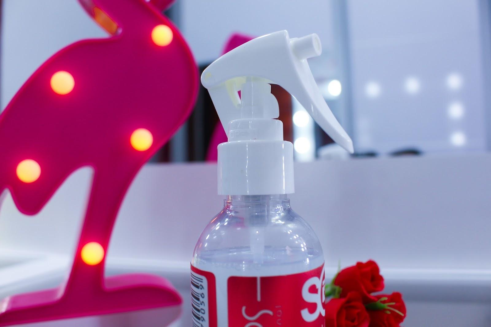Resenha: SOS Liss Express Fluido Thermo Protetor - Felps
