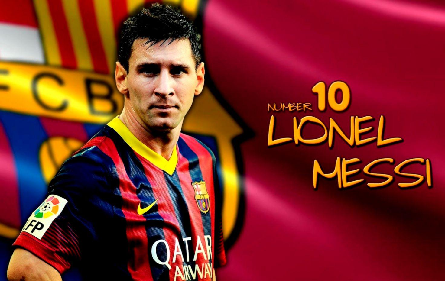 Barcelona Messi 2014 Hd Wallpaper Wallpapers User