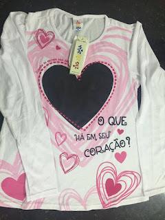 Fornecedores de blusa infantil