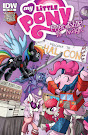 MLP Friendship is Magic #24 Comic Cover Hal-Con Variant