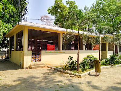 Annadanam at Amaravathi Temple