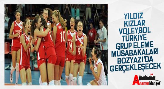 Yildiz-Kizlar-Voleybol-Turkiye-Grup-Eleme-Musabakalari-Bozyazida-Gerceklesecek