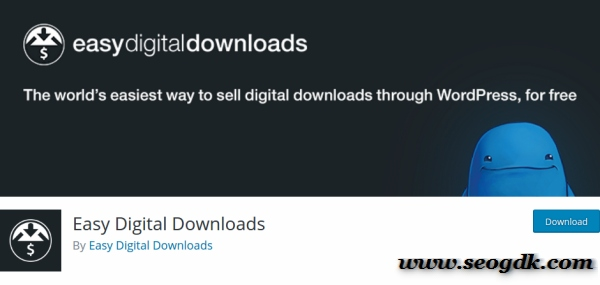 Easy Digital Downloads WordPress Plugin