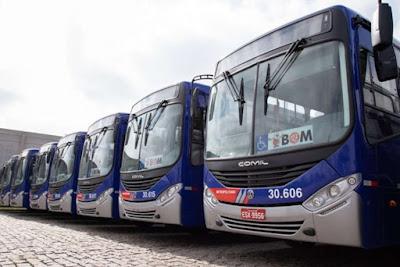 Ônibus comil volkswagem
