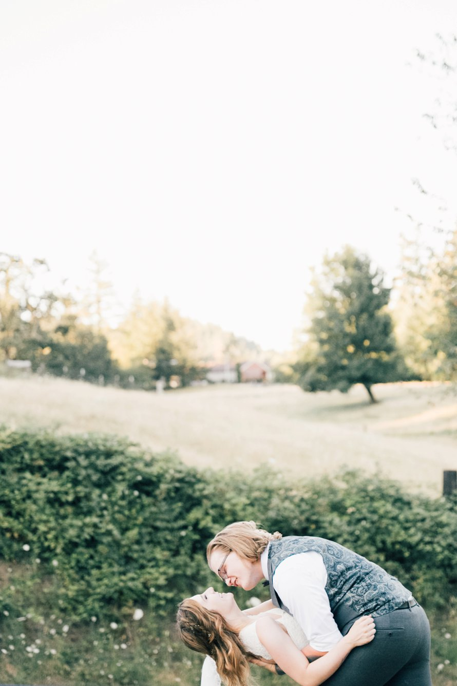 Romantic Skamania Lodge Wedding | Columbia River Gorge Wedding Photographer | Something Minted Photography