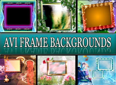 Adobe Premiere Avi Frame Background