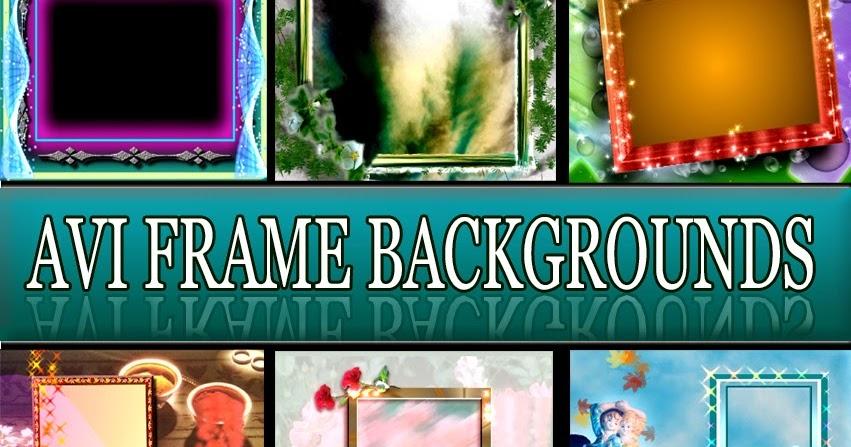 video editing motion frame avi file background free download psdlab92. Black Bedroom Furniture Sets. Home Design Ideas
