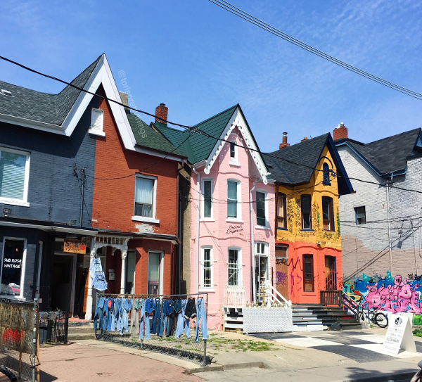 Kensington Market - Toronto - Tori's Pretty Things Blog