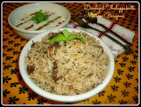 images of Dindugal Mutton Biriyani Recipe /Dindigul Thalapakatti Mutton Biryani Recipe / Thalappakatti  Biryani Recipe