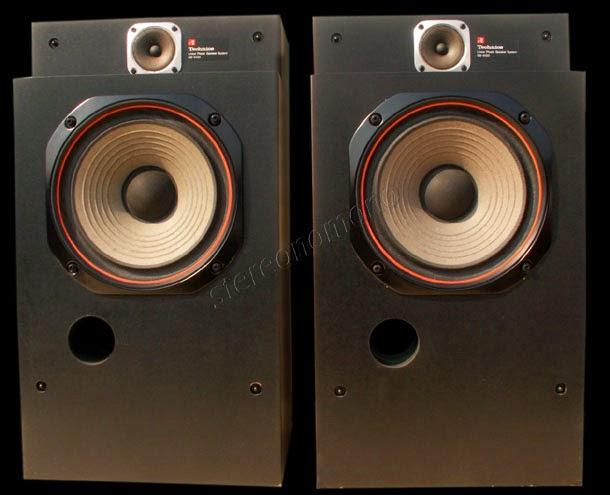 stereonomono - Hi Fi Compendium: Technics SB-4500