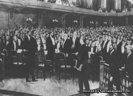 Kongress Zionist di Basel