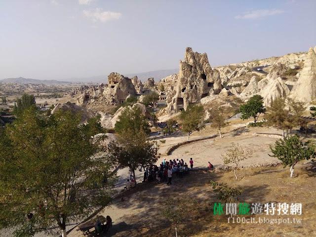 [土耳其/代尼茲利] 中東基督教遺跡 — 歌樂美露天博物館 Goreme Open Air Museum