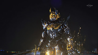 Garo The One Who Shines in the Darkness Garo Armour