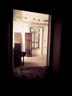 Interior de la casa del Gerente de Fábrica.