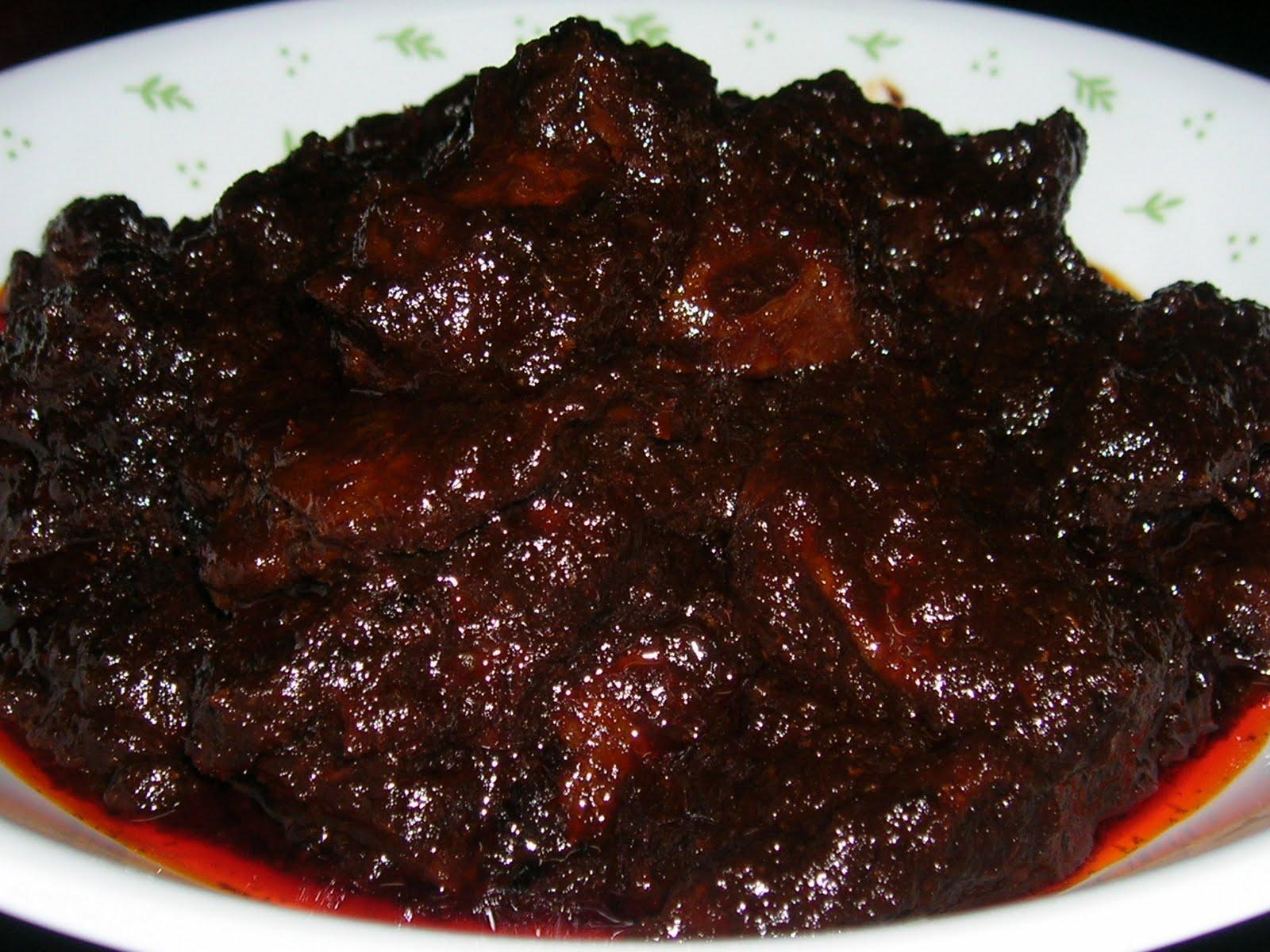 anis diary daging masak hitam Resepi Ayam Masak Negro Enak dan Mudah