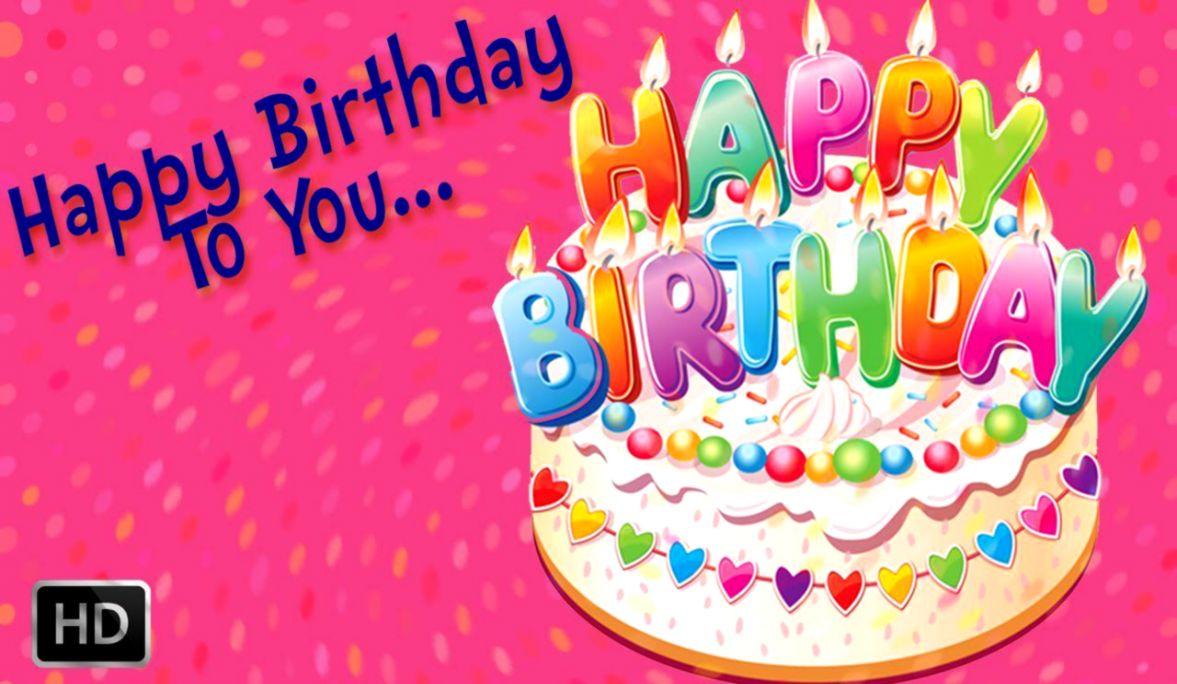 Free Download Happy Birthday Hd Wallpaper Wallpapers Sinaga