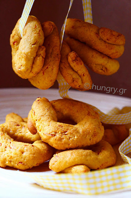 Savory Carrot Rings