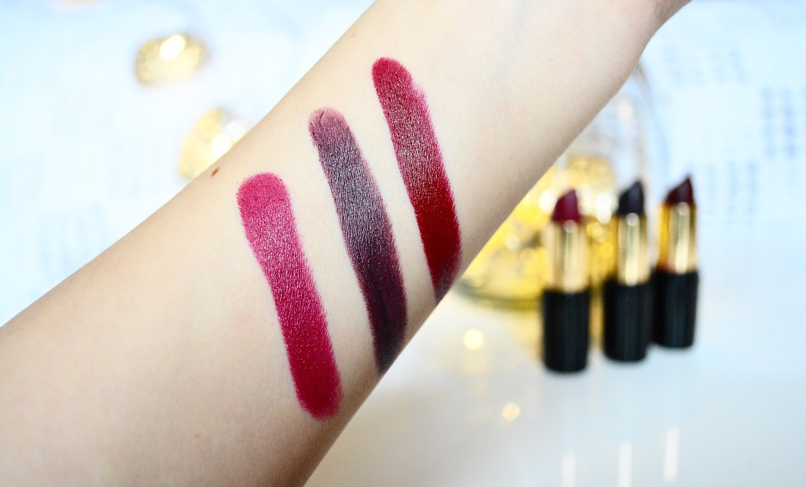 Lipstick, Collection, Collection Makeup, Collection Lipstick, Autumn Lipstick, Gothic Glam Lipsticks, Collection Gothic Glam Lipsticks
