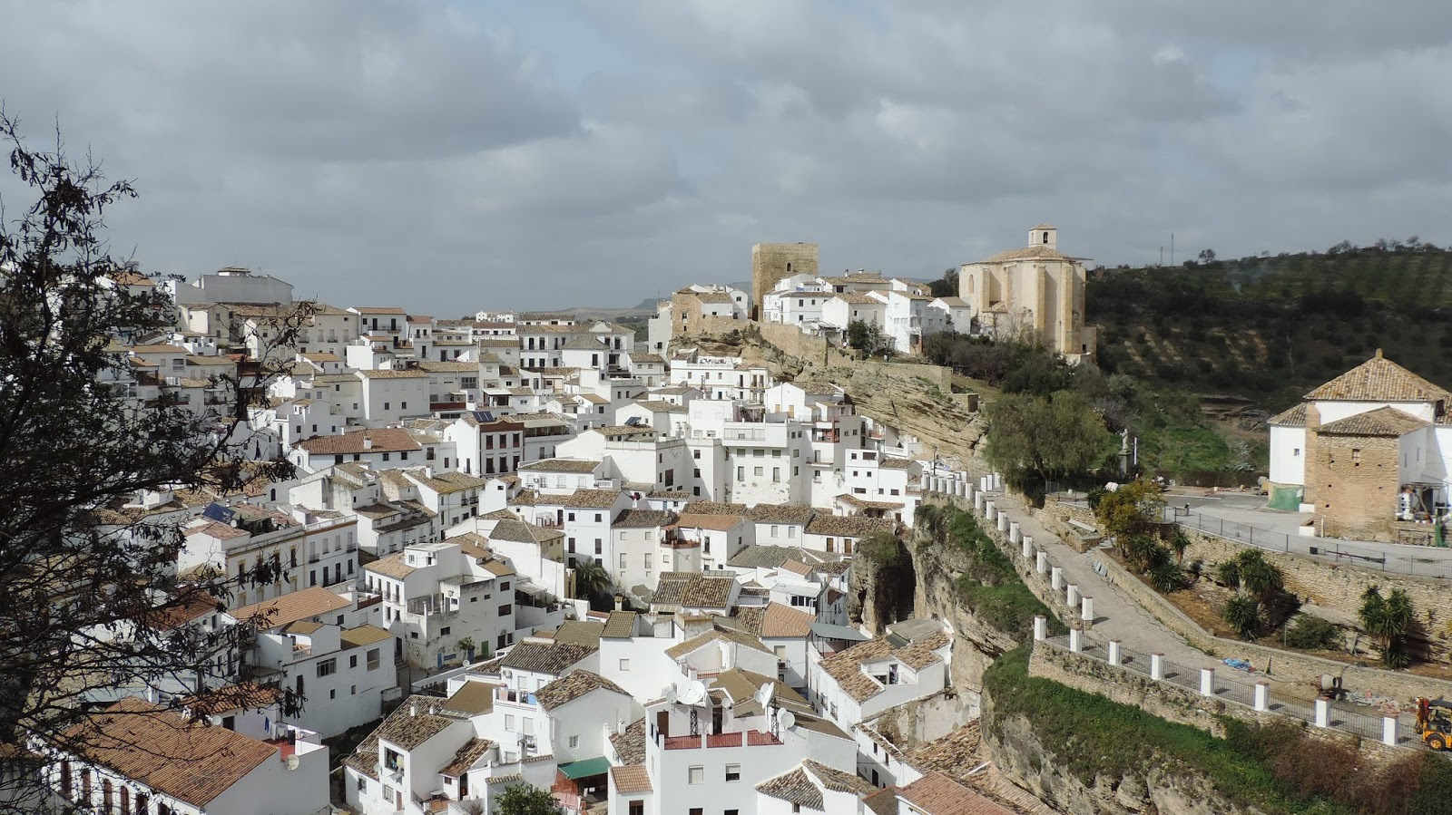 Travel with Kevin and Ruth!: The White Towns of Andalusia, Spain