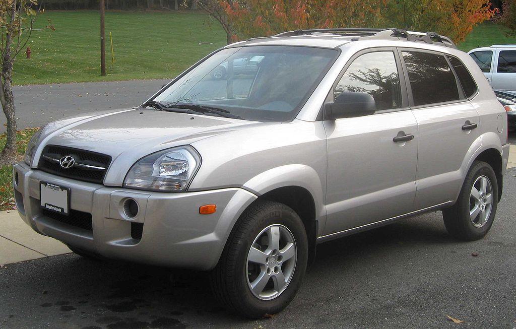 Honda Tucson