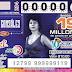 Lotería Nacional. Sorteo De Diez No. 234 (10-VII-19)