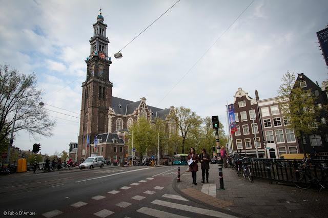 Chiesa ad Amsterdam