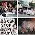 Mga Inabusong Empleyado ng ABS-CBN IJM Workers Union humingi ng tulong kay Duterte