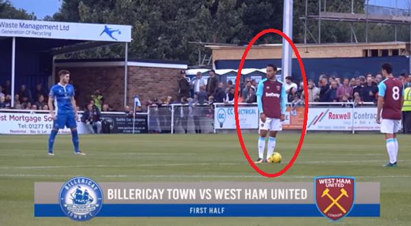 [VIDEO] Penampilan Ezra Walian Saat Berkostum No 10 di West Ham United