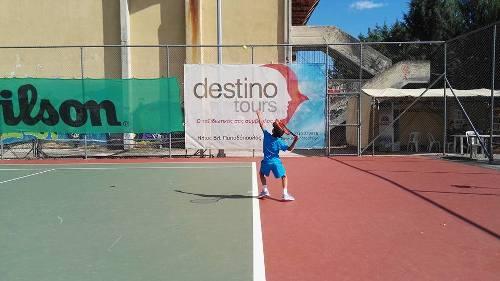 Την 3η θέση κατέκτησε ο Γ. Κουρουνιώτης στο 7ο Ενωσιακό Τουρνουά Junior