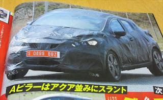 日産 新型 マーチ フルモデルチェンジ最新情報