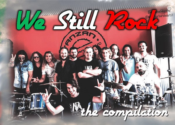V.A. - We Still Rock [The Compilation] (2016) inside