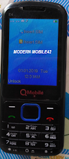 Qmobile E4 China Flash File SPD6531E Read By Cm2