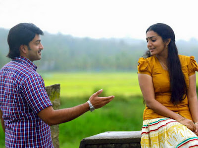 Actress malayalam Parvathy with Prithviraj in Moideen